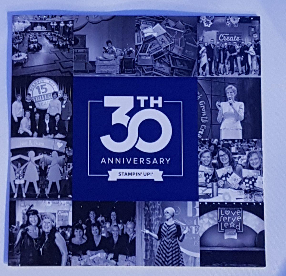 30 Jahre StampinUp!